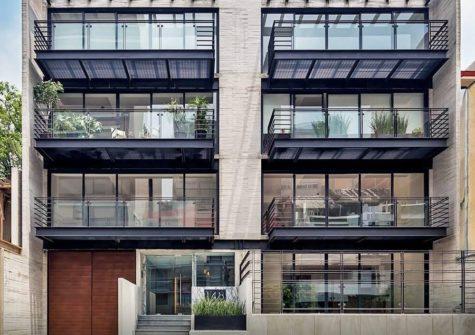 Apartment in Platon Polanco, Between Palacio de Hierro and Antara.