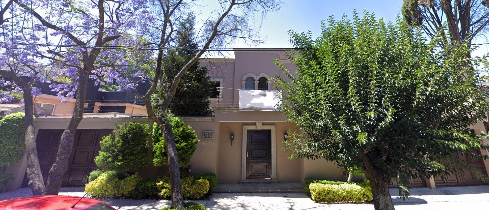 Casa en Lomas de Chapultepec 849m2