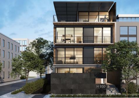 Exclusive luxury apartment in Homero and Musset Polanco