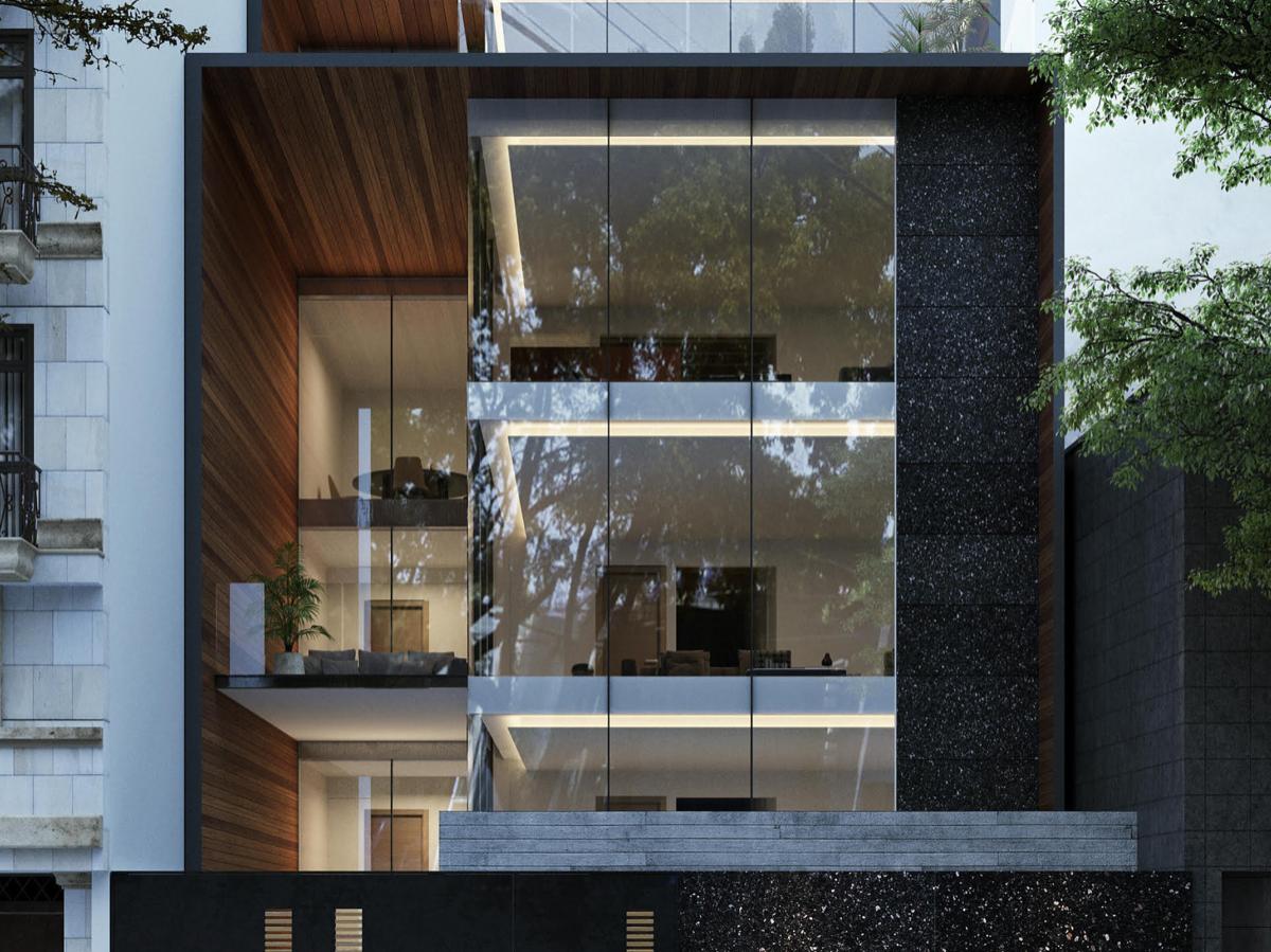 Exclusive Penthouse in Tres Picos Polanco of Pancho Guzman