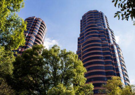 ▷ Apartment in Coca-Cola tower Ruben Dario Polanco, 💎in Black work of 508m2