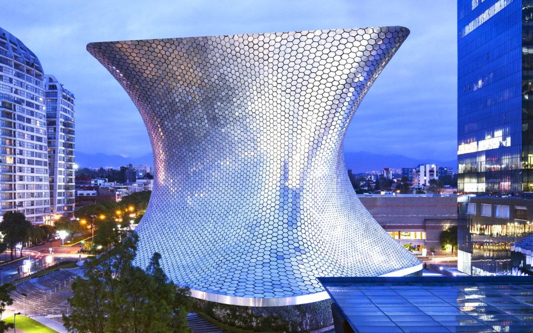 Museo Soumaya   ¿Conoces el impresionante edificio símbolo de Nuevo Polanco?